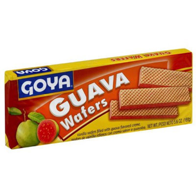 Goya Guava Wafers, 5.6 oz, (Pack of 30)
