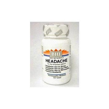 Heel/bhi Heel BHI Headache 100 tabs