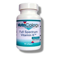 NutriCology Full Spectrum Vitamin K