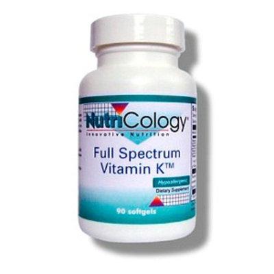 NutriCology Full Spectrum Vitamin K