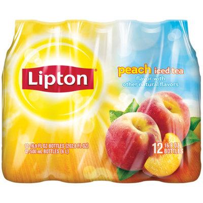 Lipton Peach 12pk 16.9oz