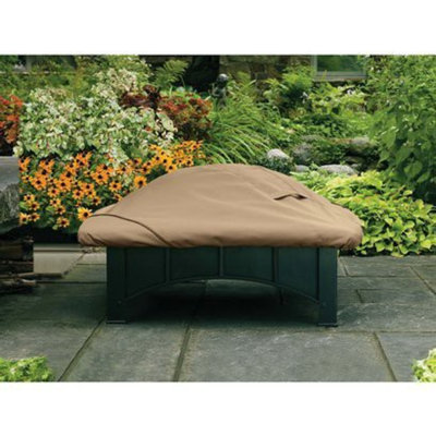 Threshold Fire Pit Cover - Square