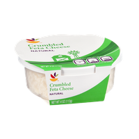 Ahold Feta Cheese Crumbled Natural
