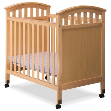 Delta Childrens Cozy Crib Americana in Natural