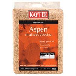 Kaytee Products Inc - Aspen Bed 4 Cubic Feet