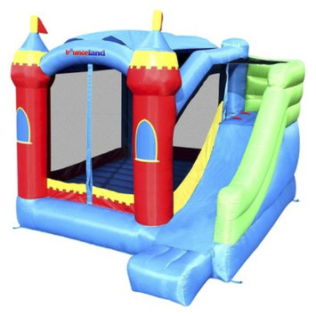 Bounceland Royal Palace Bounce House Inflatable Bouncer