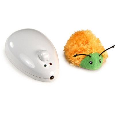 SmartyKat Smarty Kat Scamper Bug Pet Toy