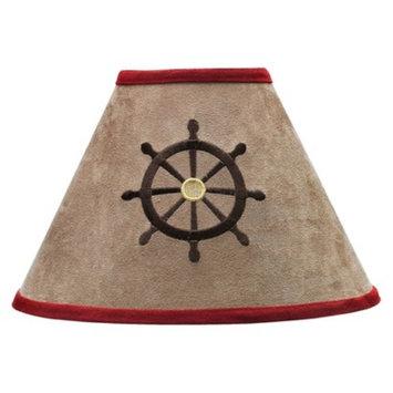 Jo Jo Designs Sweet Jojo Designs Treasure Cove Pirate Lamp Shade