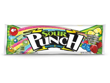 Sour Punch® Rainbow Straws