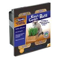 Smart Cat 3845 Kitty s Garden - Seed Refill Kit - Case of 4