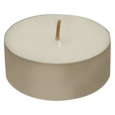 Lumabase Mega Tea Light Candles - 12 Count