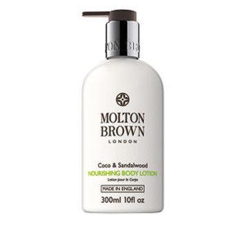 Molton Brown Coco and Sandalwood Body Lotion, 10 oz