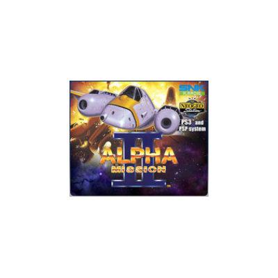 SNK Playmore USA ALPHA MISSION II DLC