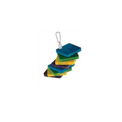 Caitec Bird Toys Caitec 631 3.5 in. x 8 in. Out A Shape