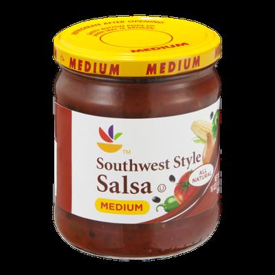 Ahold Salsa Southwest Style Medium