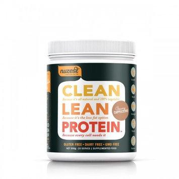 Clean Lean Protein Creamy Cappuccino NuZest 17.6 oz Powder