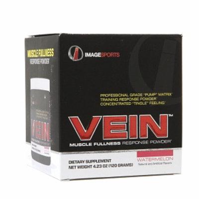 Image Sports Vein Muscle Fullness Response Powder, Watermelon, 4.23 oz
