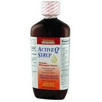 Tishcon Active Q Syrup 100mg Bioenhanced Ubiquinol Coenzyme Q10 per 5ml (500 ml bottle)