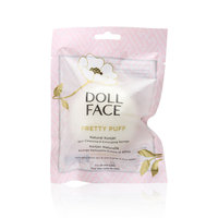 Doll Face Pretty Puff Natural Konjac Skin Cleansing and Exfoliating Sponge