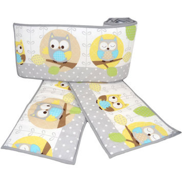 Child of Mine by Carter's Treetop Friends Crib Bumper