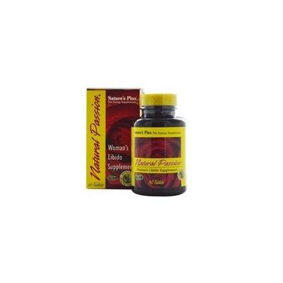 Nature's Plus Natural Passion Tablets - 60 TABLETS