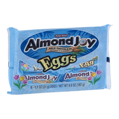 Almond Joy Easter Milk Chocolate with Coconut & Almonds Eggs