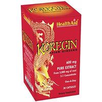Health Aid - Koregin Korean Ginseng - 30 Caps