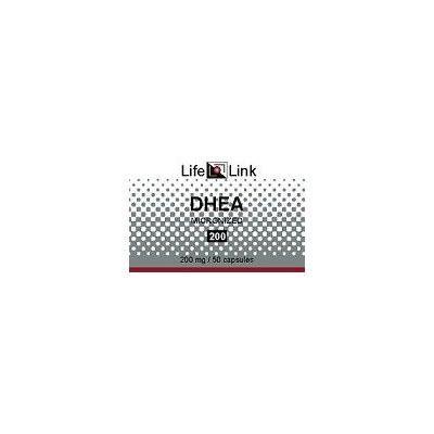 DHEA 200mg LifeLink 50 Caps