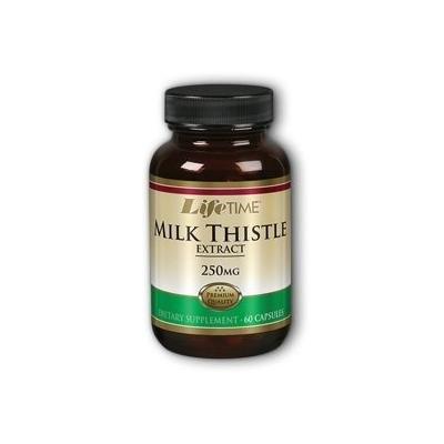 LifeTime - Milk Thistle 250mg 60 Cap