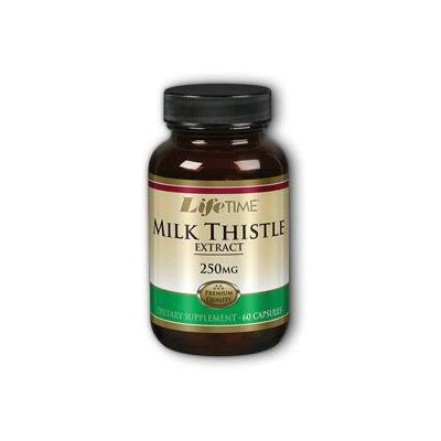 LifeTime - Milk Thistle 250mg 60 Cap