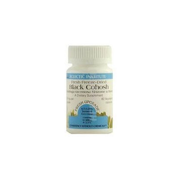 Black Cohosh Freeze Dried 270mg Eclectic Institute 60 VCaps