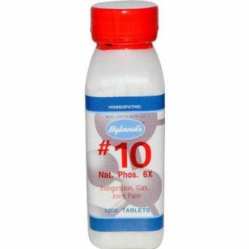 Nat Phos 6x (500Tablets) Tissue Salt (Cell Salt) Brand: Hylands (Standard Homeopathic)