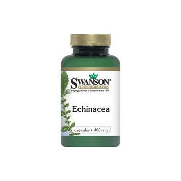 Swanson Echinacea 400 mg 100 Caps