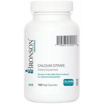 Calcium Citrate Caps