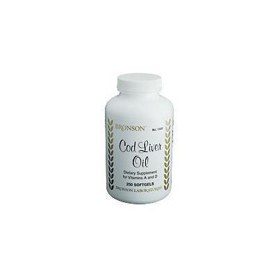 Cod Liver Oil (250)