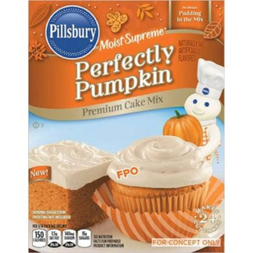 Smucker's Pillsbury Perfectly Pumpkin Cake Mix 15.3 oz