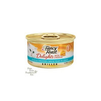 Nestlé PURINA PET CARE CANNED Fancy Feast Delights - Tuna & Cheddar - 24 x 3 oz