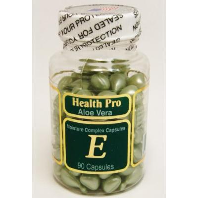 Vitamin E Skin Oil, 90 Pink Capsules