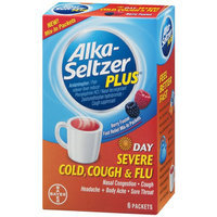 Alka-Seltzer Plus Severe Cold