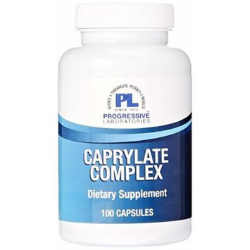 Progressive Labs Caprylate Complex Supplement, 100 Count