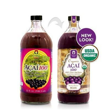 Genesis Today Organic Acai100 32oz