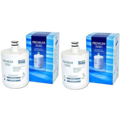 LG LT500P-2-KIT Replacement 500-Gallon Refrigerator Water Filter, 2pk