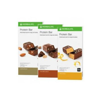 Herbalife Protein Bars Deluxe -Chocolate Peanut (14 Bars per box)
