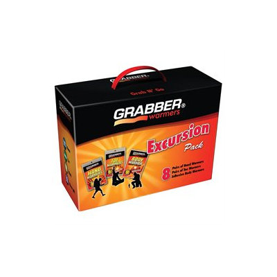 Grabber Warmers Excursion Pack 1 ea