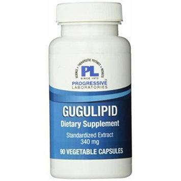 Progressive Labs Gugulipid Supplement, 90 Count