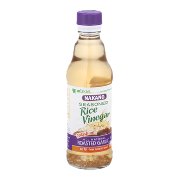 Nakano Seasoned Rice Vinegar Roasted Garlic