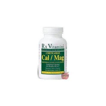 Rx Vitamins Cal/Mag 90 chew