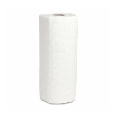 PRIVATE BRAND KRT Roll Towels Kitchen 2-Ply 80 Sheets/RL 30RL/CT White