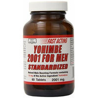 Only Natural Yohimbe 2001, 60-Count