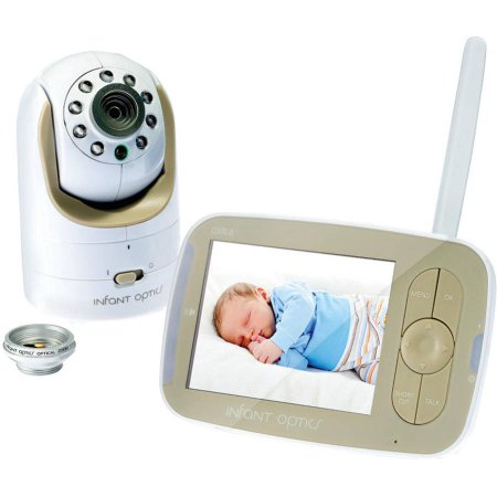 Infant Optics DXR-8 Portable Video Baby Monitor